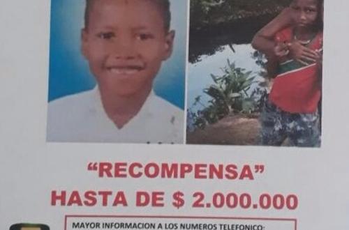 Se reporta desaparición de un menor en Granada, Meta