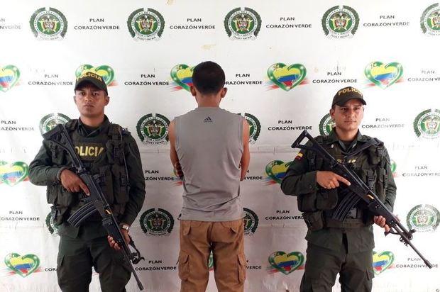 Policía frustró hurto de cableado eléctrico en Puerto Lleras