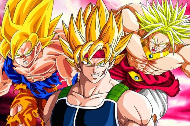 ¿Por qué los Super Saiyajin son rubios?