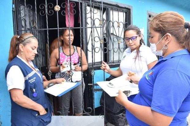 Se intensifican campañas contra el sarampión en Villavicencio