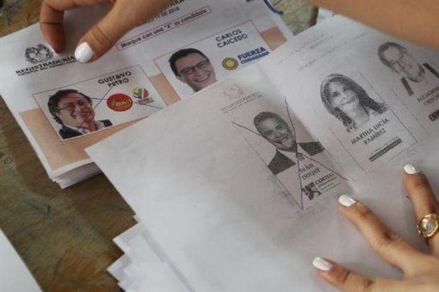 Al parecer se destruirán los formularios de consultas interpartidistas