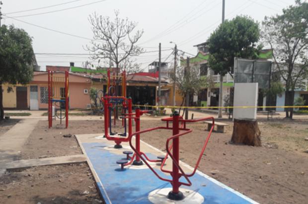Parques remodelados para barrios y veredas de Villavicencio