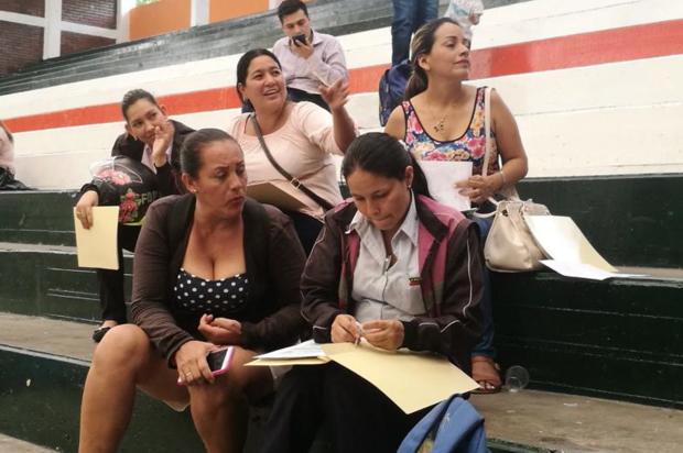 Se reanuda proceso de recepción documentos para aspirantes a vivienda