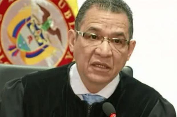 Magistrado Gustavo Malo es separado de sus funciones pero aún tendrá sueldo