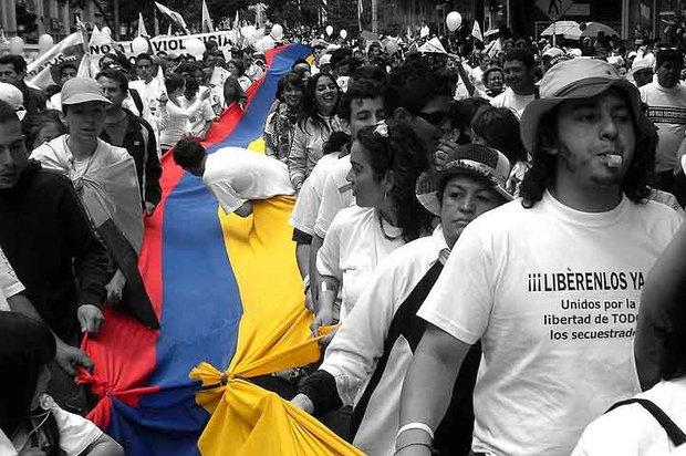 ¡Colombia se raja en derechos humados!