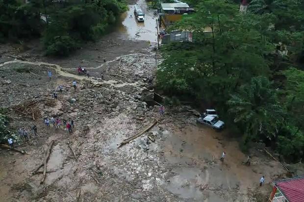 10 municipios del Meta en alerta roja por posibles deslizamientos