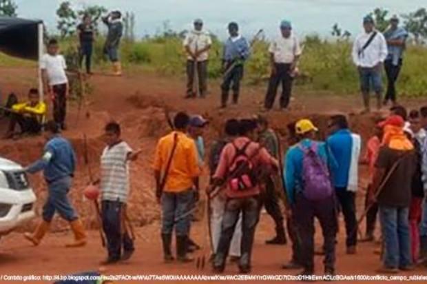Indígenas deberán levantar peaje instalado en vía hacía el Vichada