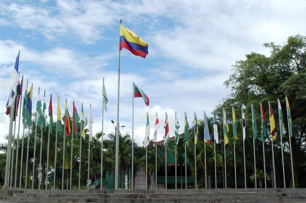 Empieza remodelación del Parque Banderas de Villavicencio