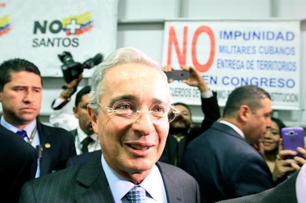 """Campaña del """"No"""" en el plebiscito por la paz, continúa en investigaciones"""