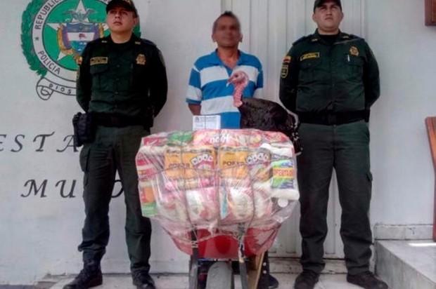 Una captura que causó indignación en los habitantes de Boyacá