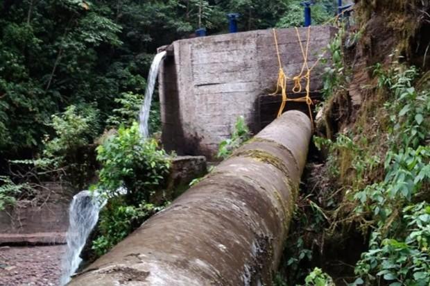 Fuertes lluvias no afectaron la bocatoma del acueducto