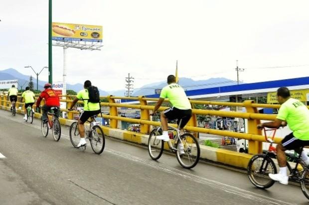 Caravanas seguras hacia el centro, se realizarán este jueves durante el Día