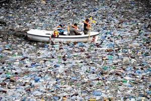 Se crea por error una enzima capaz de devorar plástico en horas