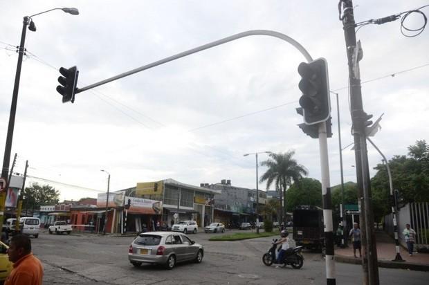 Cuatro kilómetros de cable se han robado de los semáforos de Villavicencio