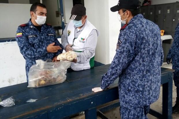 Controlada epidemia en la Cárcel de Villavicencio
