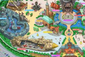 Así se verá el nuevo parque temático del Studio Ghibli
