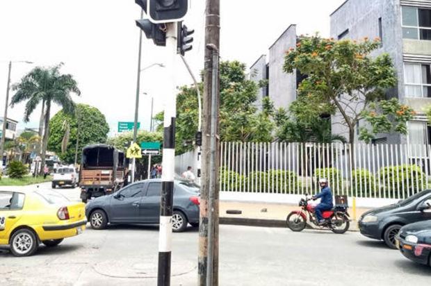 Se implementarán medidas para evitar el robo de cable semafórico