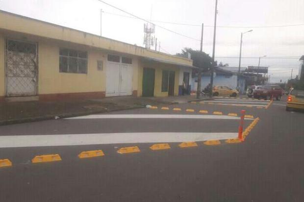 Alcadía de Villavicencio  señalizó las calles de la ciudad