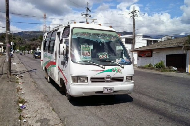 Se implementarán estrategias para mejorar transporte público colectivo