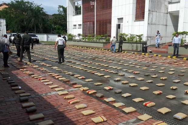 Autoridades de Villavicencio incautaron 500 kilos de Marihuana