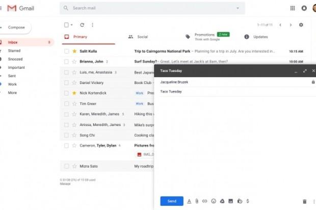 Escribir correos electrónicos tomará menos tiempo