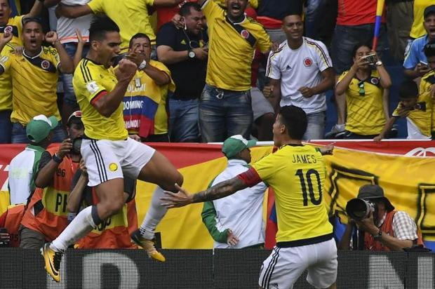 Estos son los 35 convocados de la Selección Colombia para Rusia