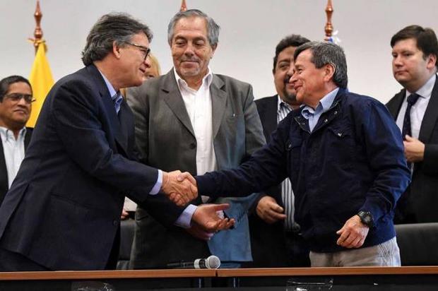 Posible cese bilateral entre ELN y Gobierno
