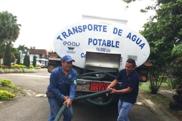 Se suspende la entrega de agua en Villavicencio