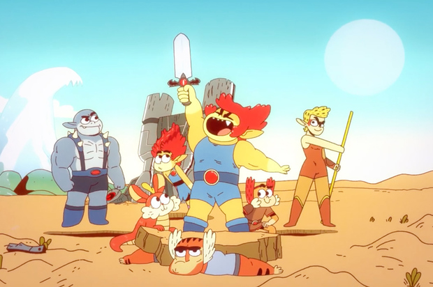 ¡Para jóvenes y no tan jóvenes, Cartoon Network revive a los ThunderCats!