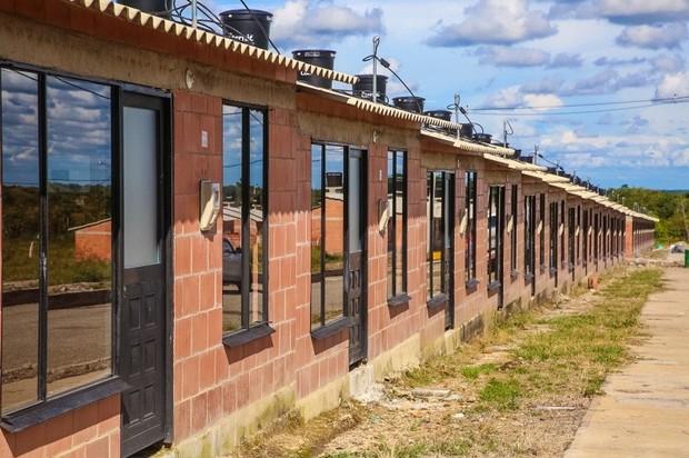Restitución de viviendas de interés social por no ser ocupadas
