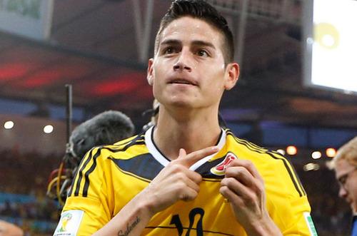 Colombia sueña con la semifinal ante Brasil