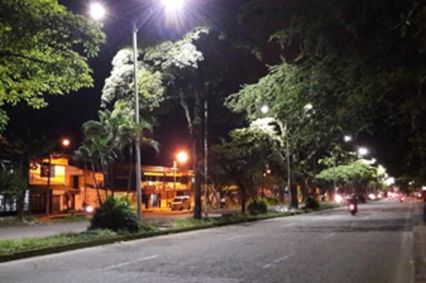 Programa de iluminación de la Alcaldía llega a 25 puntos de Villavicencio