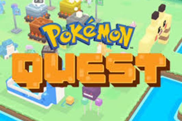 Para móviles y Nintendo Switch llega Pokémon Quest