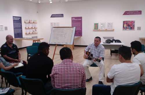 El 5 y 6 de junio habrá taller gratuito de copla y contrapunteo