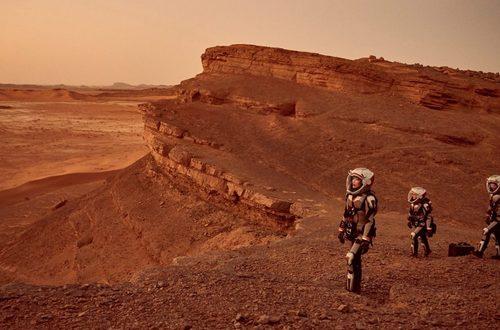 Se encuentra evidencia de que alguna vez pudo existir vida en Marte
