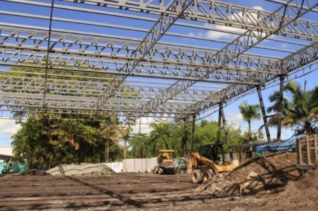 El 14 de agosto estará listo el nuevo Parque Lineal del barrio Dos Mil