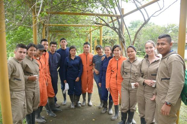 Ecopetrol apoyará la formación en Ingeniería Agronómica de 30 colombianos