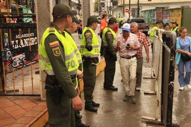 Con normalidad transcurrió jornada electoral en Villavicencio