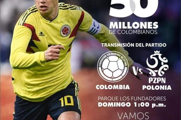 El Mundial de Fútbol se vivirá este domingo en Los Fundadores
