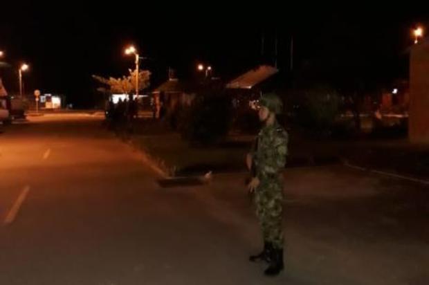 Patrullajes militarizados en barrios de Villavicencio