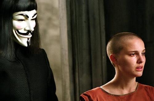 Natalie Portman quiere la secuela de V de Vendetta