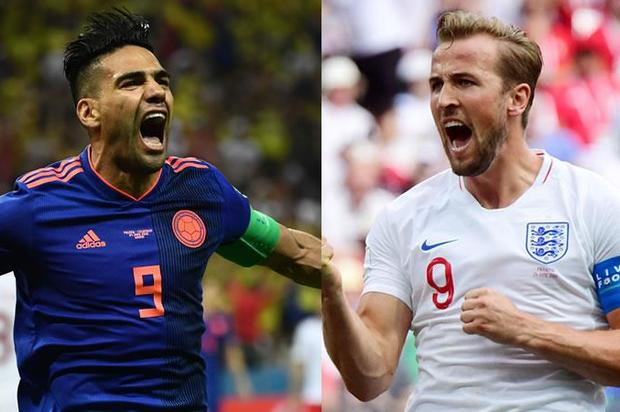 Colombia pasa a octavos de final y se enfrenta contra Inglaterra
