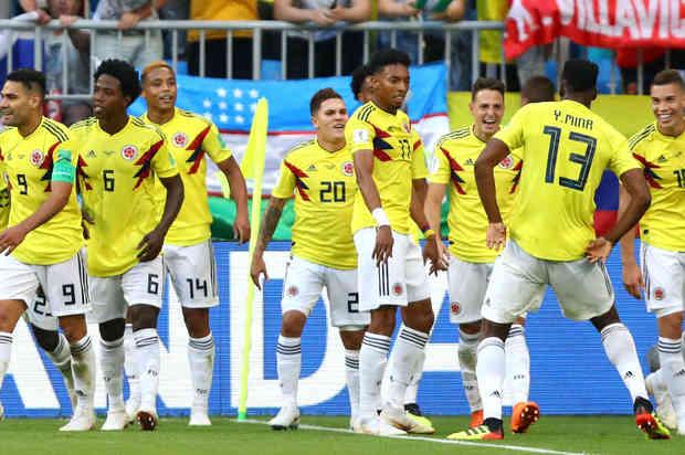 Las cinco maneras en que Colombia podría ganarle a Inglaterra