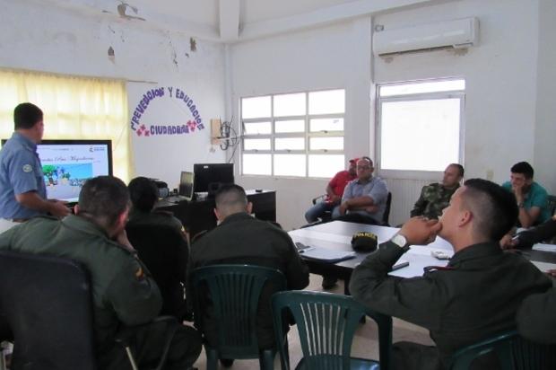 Estrategias para disminuir el tráfico de fauna silvestre en Cumaribo