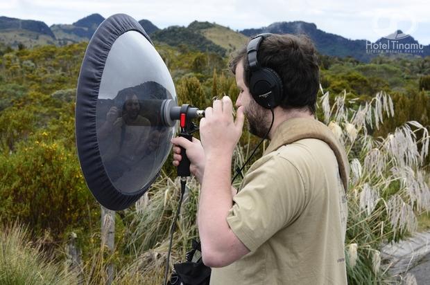 Bioreserva lagos de Menegua construirá el mapa auditivo