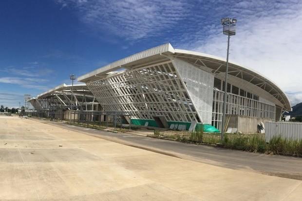 Ampliación y remodelación del Aeropuerto el Alcaraván en Yopal, Casanare.