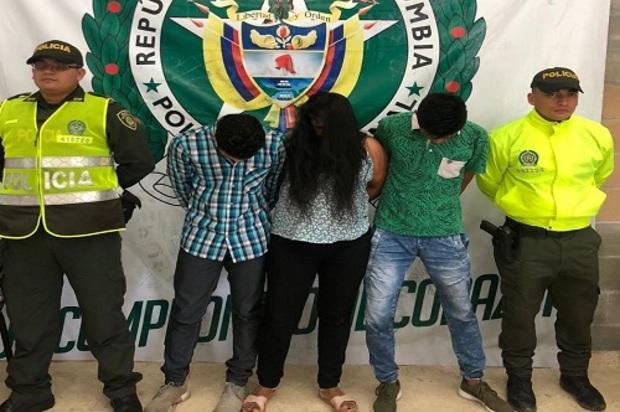 Banda criminal de Cumaral fue desarticulada por las autoridades