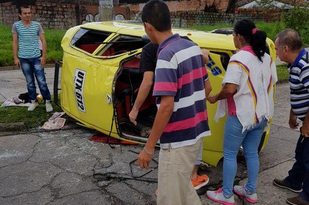 Conductor en estado de embriaguez causó grave accidente en Villavicencio