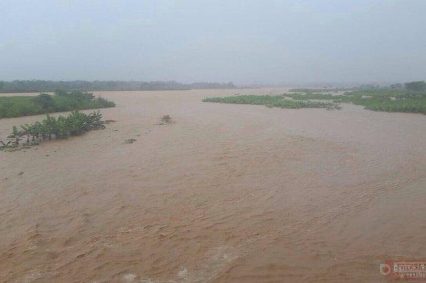 Continúan las alertas por temporada de lluvias en el Meta