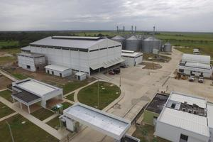Se inaugura planta de secamiento, almacenamiento y trilla  en Puerto López